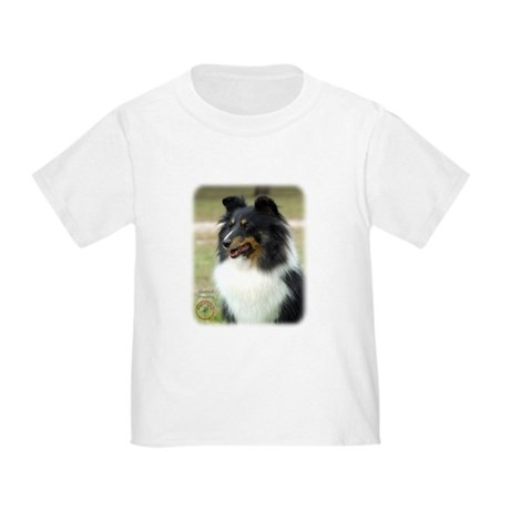 Shetland Sheepdog 9J090D-04 Toddler T-Shirt