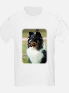 Shetland Sheepdog 9J090D-04 T-Shirt