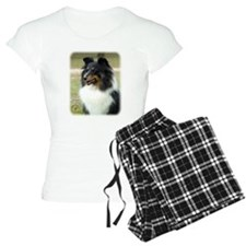 Shetland Sheepdog 9J090D-04 pajamas
