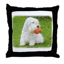 Sealeyham Terrier 8M003D-12 Throw Pillow