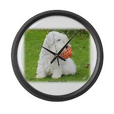 Sealeyham Terrier 8M003D-12 Large Wall Clock