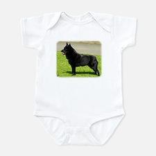 Schipperke 9W021D-022 Infant Bodysuit