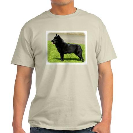 Schipperke 9W021D-022 Light T-Shirt