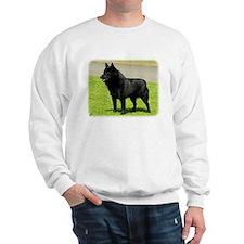 Schipperke 9W021D-003 Sweatshirt