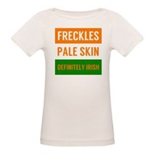 Ash grey marshalls' t-shirt