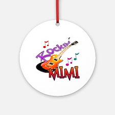 ROCKIN MIMI Ornament (Round)