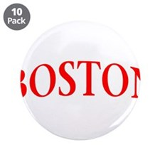 "BOSTON 3.5"" Button (10 pack)"