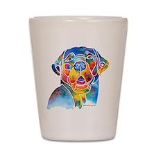 Labrador Retreiver, Labs Shot Glass