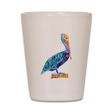 Penny Pelican Shot Glass