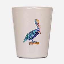 Penny Pelican Shot Glass