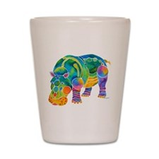 Most Popular HIPPO Shot Glass