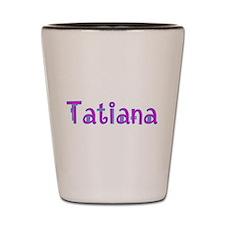 Tatiana Shot Glass