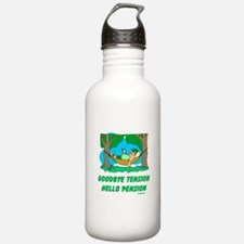 Hello Pension Boomer Water Bottle