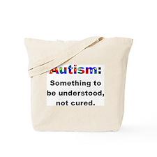 Understand Autistics Tote Bag
