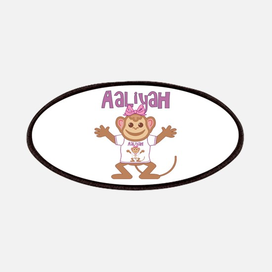 Little Monkey Aaliyah Patches