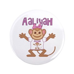 Little Monkey Aaliyah 3.5