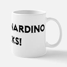 San Bernardino Rocks! Mug