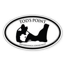 Tod's Point Decal
