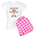Little Monkey Allison Women's Light Pajamas