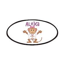 Little Monkey Alexa Patches
