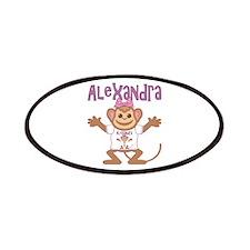 Little Monkey Alexandra Patches