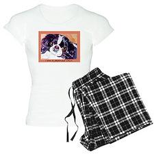 Japanese Chin Cute Gifts Pajamas