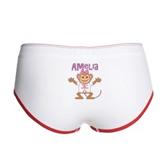 Little Monkey Amelia Women's Boy Brief