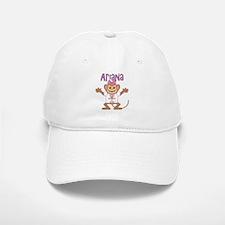 Little Monkey Ariana Baseball Baseball Cap