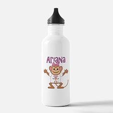 Little Monkey Ariana Water Bottle