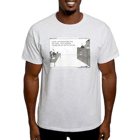 Facebook Friends Light T-Shirt