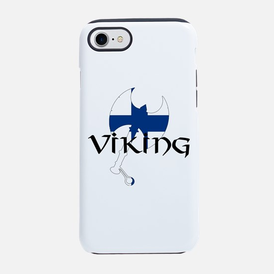 Finland Viking iPhone 7 Tough Case
