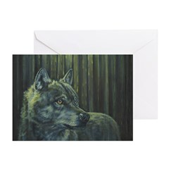 Amber Greeting Cards (Pk of 10)