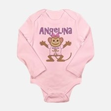Little Monkey Angelina Onesie Romper Suit