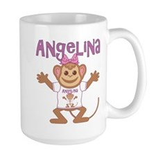Little Monkey Angelina Mug
