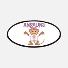 Little Monkey Angelina Patches