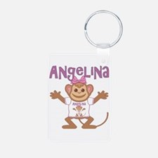 Little Monkey Angelina Keychains