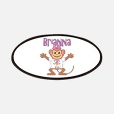 Little Monkey Brianna Patches
