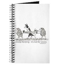 Sheep Herding Sissies Journal