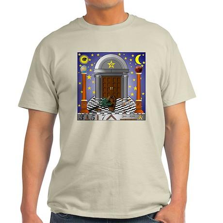 King Solomon's Temple Light T-Shirt