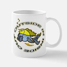 Full of water fish Mug