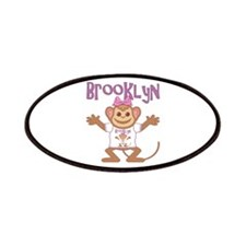 Little Monkey Brooklyn Patches