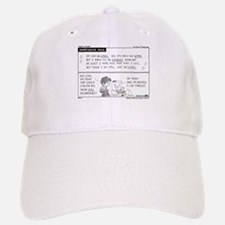 Courthouse Rock Baseball Baseball Cap