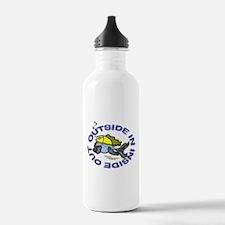 Fish full of water Water Bottle