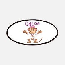 Little Monkey Chloe Patches
