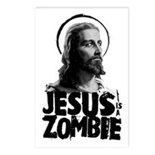 Jesus is a Zombie Postcards (Package of 8)