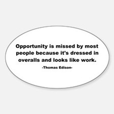 Opportunity is missed Thomas Decal