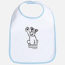 Jack Russell Terrier Pal Bib