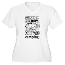 Camping Gift T-Shirt