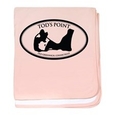 Tod's Point baby blanket