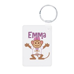 Little Monkey Emma Keychains